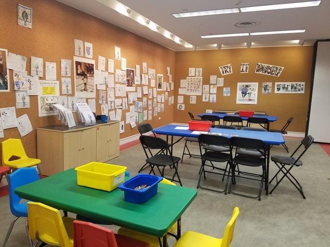Norman Rockwell Museum Creativity Center