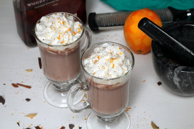 Chocolate Orange Hot Cocoa Recipe