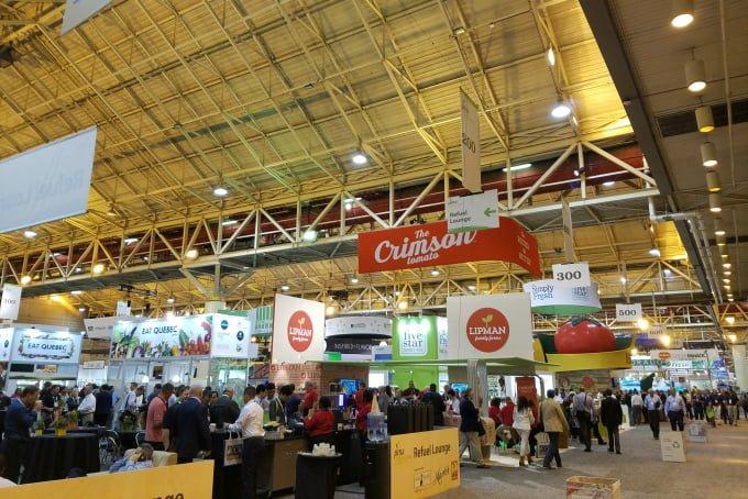 Fresh Summit 2017 Expo Floor