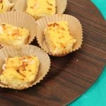 gluten free Pina Colada Bar recipe
