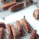 Chocolate Cherry Biscotti Recipe