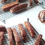 Chocolate Cherry Biscotti Recipe