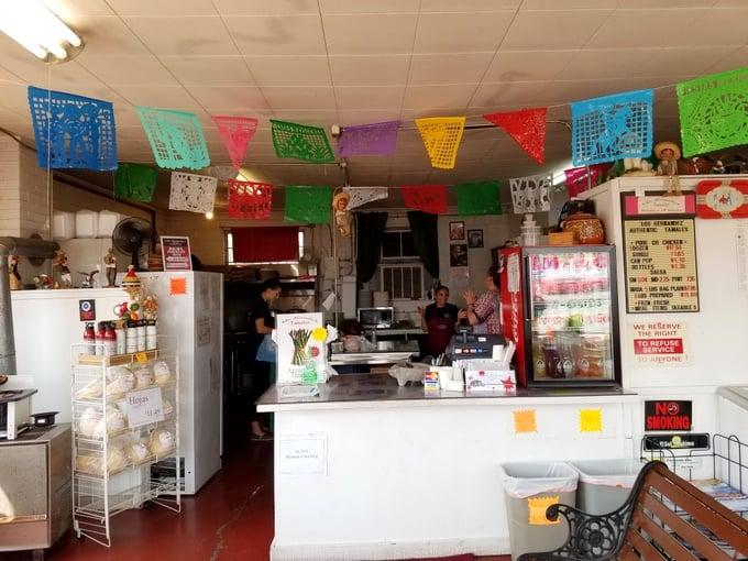 Family Road Trip NH to WA Los Hernandez Tamales