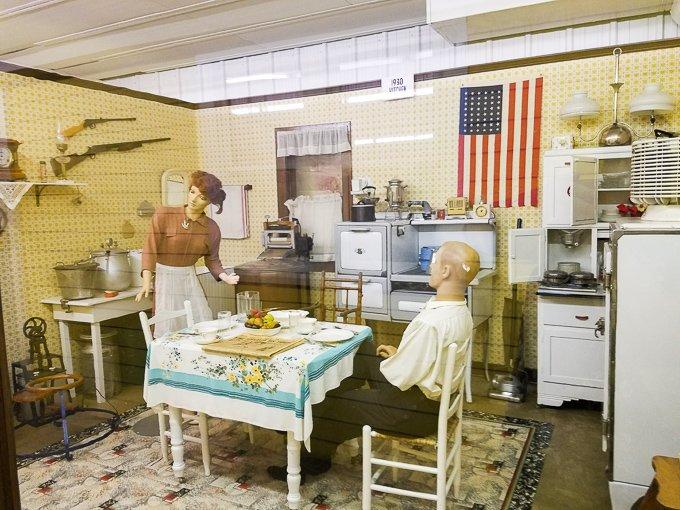 Pioneer Village Minden NE 1930 KitchenPioneer Village Minden NE 1930 Kitchen