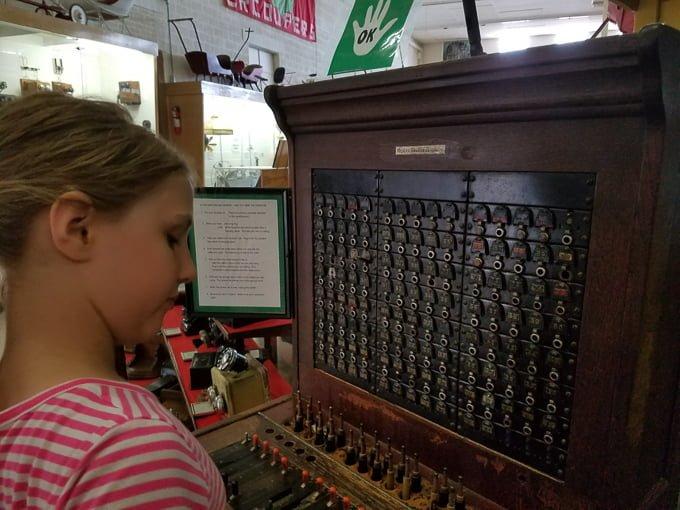 Pioneer Village Minden NE Telephone