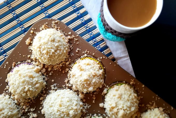 No eggs? No milk? No problem. You won't believe these are vegan banana muffins when you see how light they are.