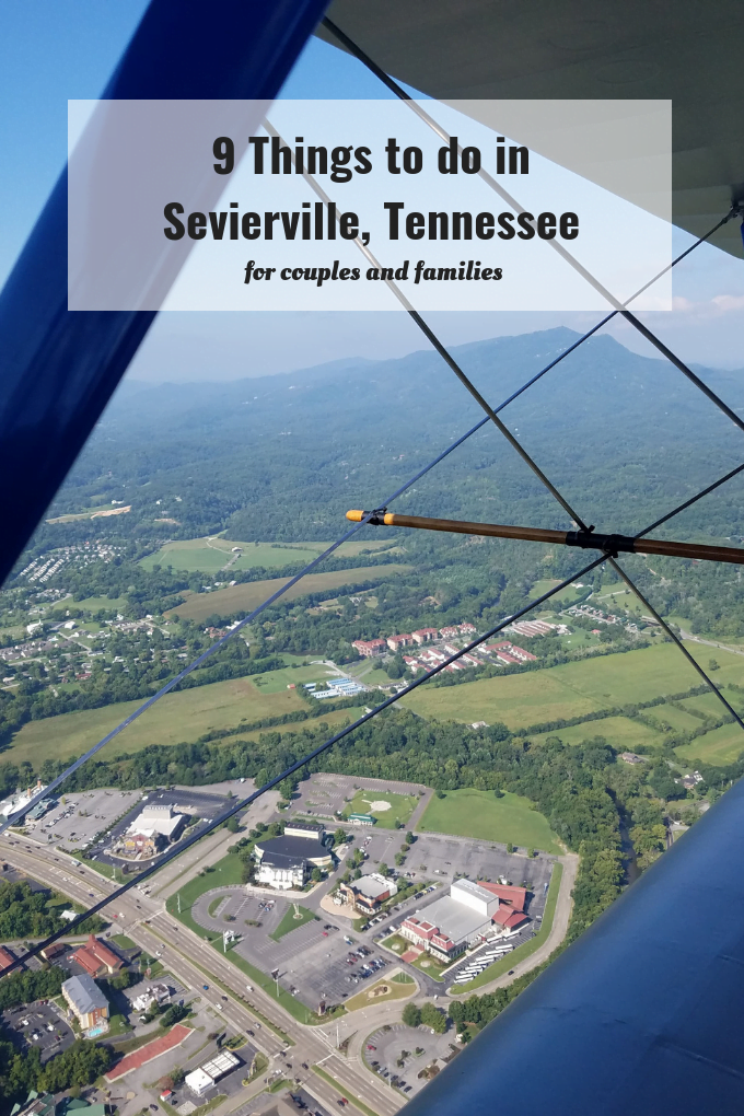 9 Things to do In Sevierville, TN for couples and families