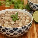 Pork Posole Instant Pot Soup Recipe