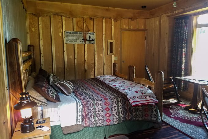 Boxcar Bill Suite Packwood Washington