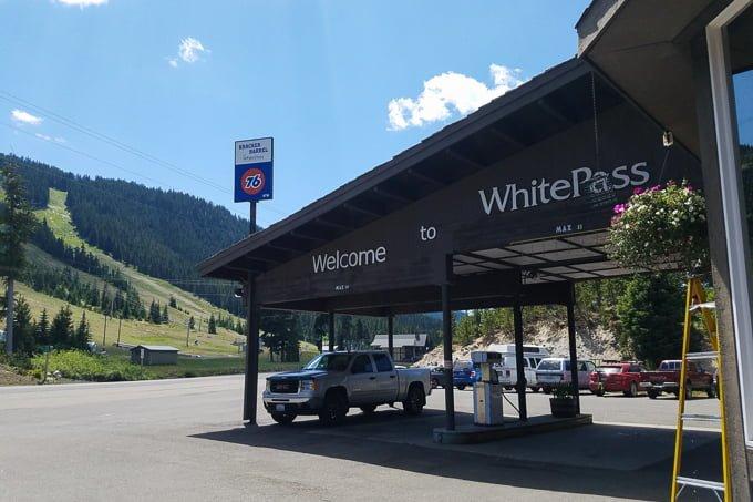 Krackerbarrel White Pass