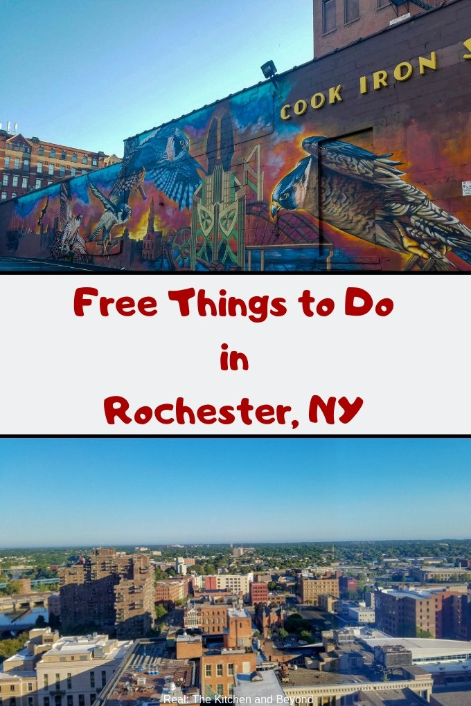 mural picture - free things to do in rochester ny - city view picture