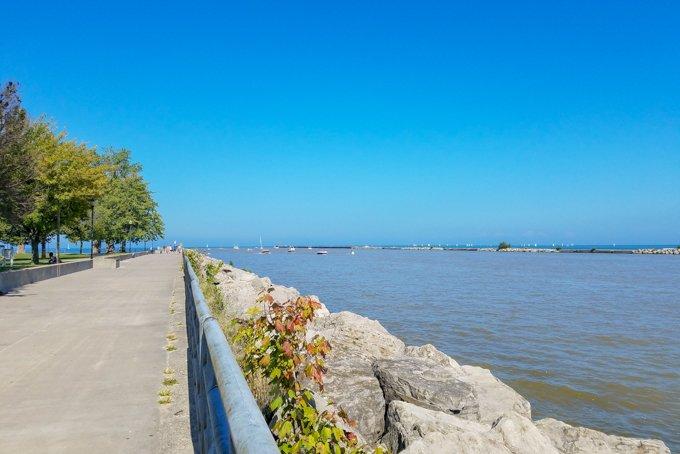 Ontario Beach Park Rochester NY