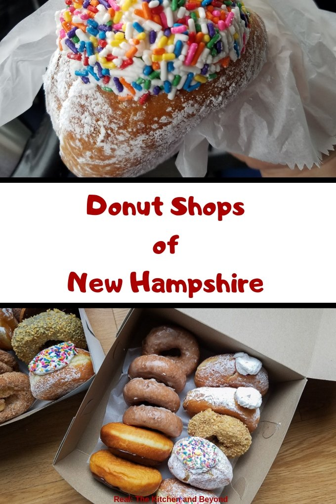 Donut Shops of New Hampshire