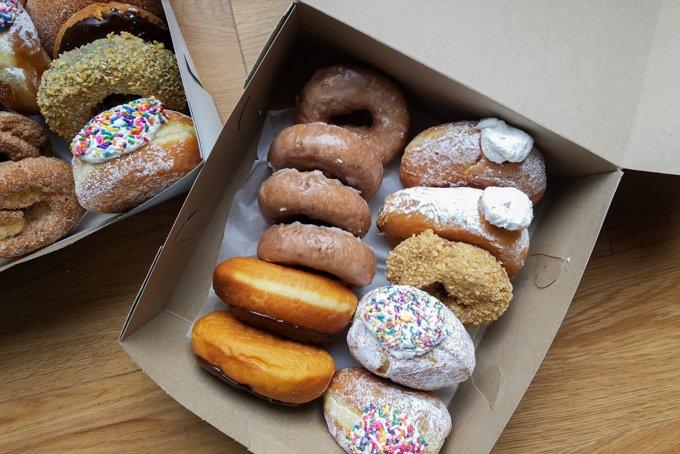 Goodie Good Donuts Laconia NH