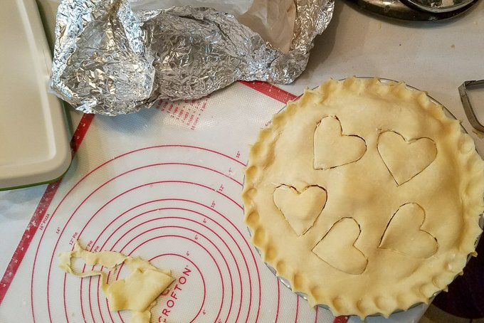 Mamas Homemade Apple Pie